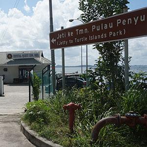 Sabah Parks Jetty